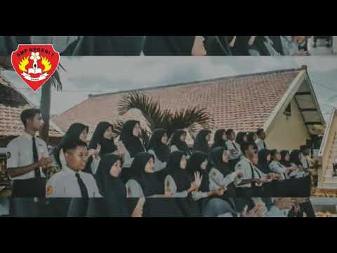 Senam Cuci Tangan Siswa-Siswi UPT SMPN 1 Doko