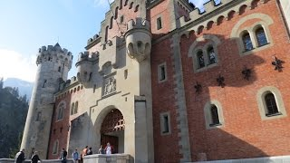 getlinkyoutube.com-Neuschwanstein Castle - near Füssen, Germany (return visit 55 years after I moved away)