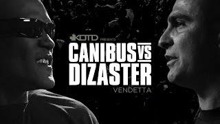 getlinkyoutube.com-KOTD - Rap Battle - Canibus vs Dizaster - *Co-Hosted by DJ Skee* | #Vendetta