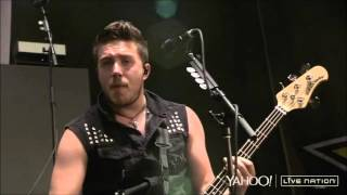 getlinkyoutube.com-Bullet For My Valentine -Waking The Demon Live 2015