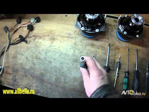 Ремонт фар Toyota Avensis своими руками Часть 1 Инструмент и модули необходимые для ремонта