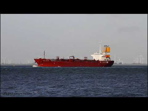 Click to view video SONGA CHALLENGE - IMO 9409510 - Germany - River Elbe - Otterndorf