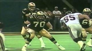 getlinkyoutube.com-Forth Down on 4 WWL-TV New Orleans Nov 13, 1994 Saints Falcons
