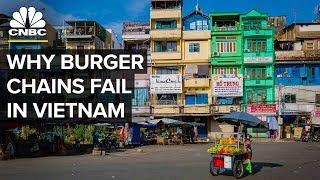 Why McDonald's Flopped In Vietnam width=