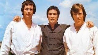getlinkyoutube.com-Bruce Lee, Chuck Norris and Bob Wall