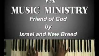 Friend of God by Israel and New Breed