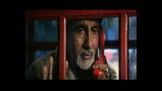 getlinkyoutube.com-Amitabh Bachchan Main Yahaan Tu Wahaan song from Baghban HQ