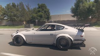 getlinkyoutube.com-[SHORT FILM] DATSUN 240Z