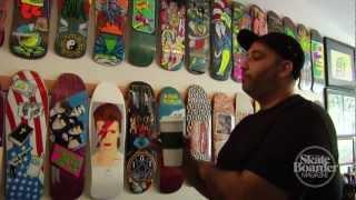 getlinkyoutube.com-Raiders of the Archives: Nick Halkias (The Skateboard Museum) Part 1 of 5