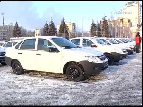32 жителя Самары получили новые автомобили LADA Granta