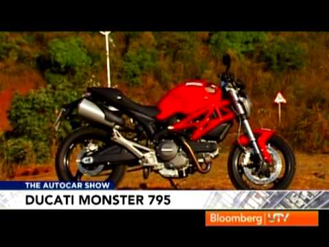 Ducati Monster 795 review by Autocar India