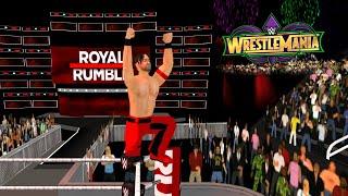 Shinsuke Nakamura wins 2018 Royal Rumble match, WR3D