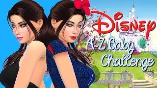 getlinkyoutube.com-The Sims 4: Disney A-Z Baby Challenge | Part 1 - Lucina ♡