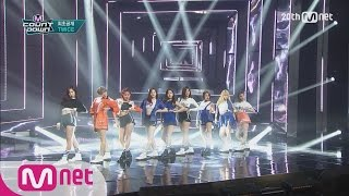"getlinkyoutube.com-TWICE(트와이스) - ""Do It Again(다시 해줘)"" Debut stage M COUNTDOWN 151022 EP.448"