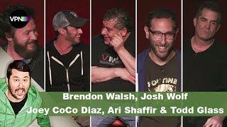 getlinkyoutube.com-Brendon Walsh, Josh Wolf, Joey CoCo Diaz, Ari Shaffir & Todd Glass | Getting Doug with High