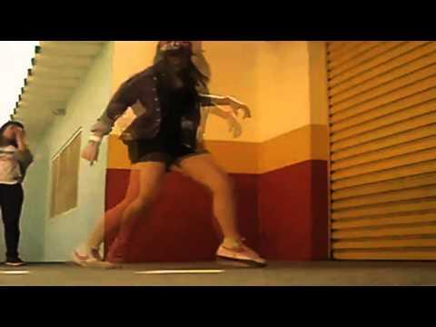 garotas que nao sabem dança  free step