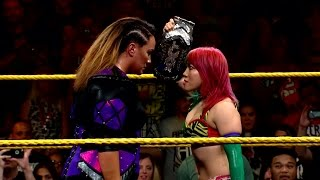 getlinkyoutube.com-Asuka faces her toughest challenge yet in Nia Jax at NXT TakeOver: The End...