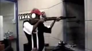 .557 Rifle Kicks Like a MULE width=