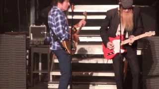 getlinkyoutube.com-John Fogerty and ZZ Top - Sharp Dressed Man