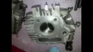 getlinkyoutube.com-Zig 50 cc com cabeçote de 100 cc da biz