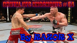 getlinkyoutube.com-BRUTAL UFC KNOCKOUTS # 64 BELLATOR MMA 2016 [ Июнь ]