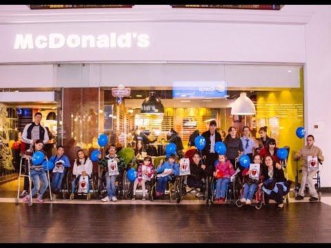 День именинника в McDonald's. Херсон