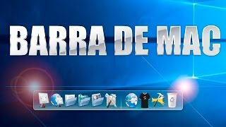 getlinkyoutube.com-Barra de Mac en Windows 10