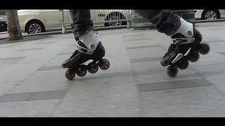 getlinkyoutube.com-Roller freestyle Paris - Spring 2013