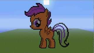 getlinkyoutube.com-Minecraft Cutie Mark Crusaders