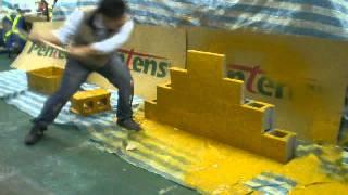 Fast Setting Spray Polyurea Waterproofing Coating 快速硬化噴塗聚脲酯防水材