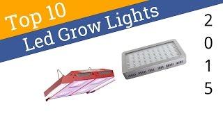 getlinkyoutube.com-10 Best LED Grow Lights 2015