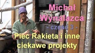 getlinkyoutube.com-Michał Wynalazca - część 3 - Piec rakieta i inne ciekawe projekty