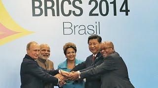 El BRICS firma el acuerdo de creación de un nuevo Banco de Desarrollo