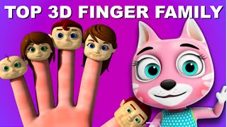 getlinkyoutube.com-Finger Family Collection And Many More | Nursery Rhymes For Children