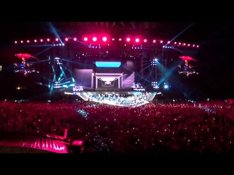 "MADONNA ""CELEBRATION"" HD live MDNA WORLD TOUR - MILANO 14 giugno 2012 - Stadio San Siro - Italy"
