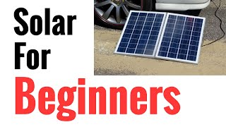 getlinkyoutube.com-Solar Panel Systems for Beginners - Pt 1 How It Works & How To Set Up