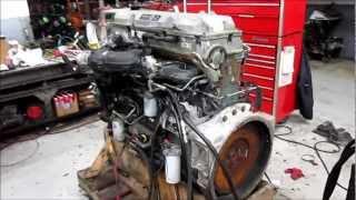 getlinkyoutube.com-2008 Detroit Diesel Series 60 DDEC VI Engine Running