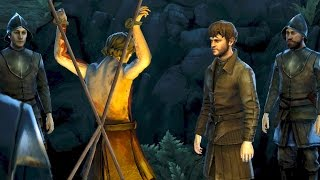 getlinkyoutube.com-Ramsay Snow Flays a Man in Wolfswood (Game of Thrones | Telltale | Episode 1)