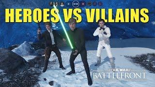 getlinkyoutube.com-Star Wars Battlefront - Heroes Vs Villains Guide