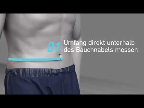 Bauerfeind Sports Back Support - So vermisst du deine Taille für unsere Sport-Rückenbandage