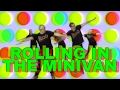 Koo Koo Kanga Roo - Rollin In The Minivan: House Party Dance-A-Long Workout