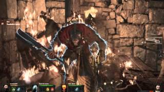 getlinkyoutube.com-Cataclysm Man the Ramparts - Warhammer End Times: Vermintide.