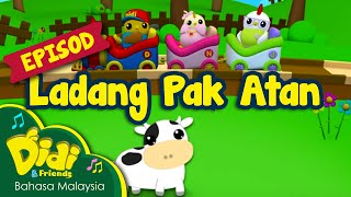 getlinkyoutube.com-Ladang Pak Atan | Didi & Friends | Segmen #6