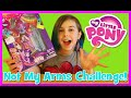 Not My Arms Challenge My Little Pony Twilight Sparkle Rainbow Rocks with Chad Alan