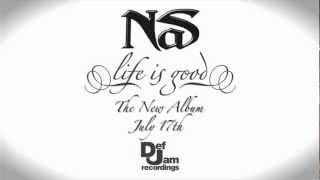 Nas dévoile la couverture de son nouvel album en vidéo