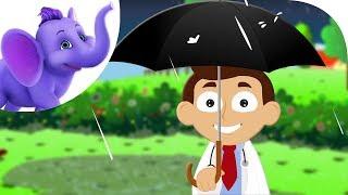 getlinkyoutube.com-Doctor Foster - Nursery Rhyme with Karaoke