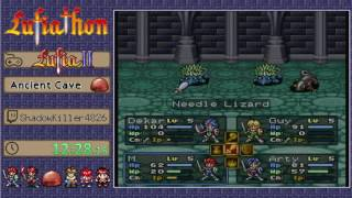 getlinkyoutube.com-Lufiathon 2016 - Lufia II: Rise of the Sinistrals Ancient Cave by Shadowkiller4826 in 2:04:40