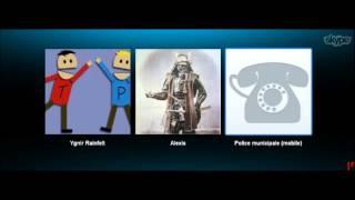 getlinkyoutube.com-Canular Skype - Police de tess !