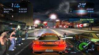 getlinkyoutube.com-Need For Speed Underground Final Race HD