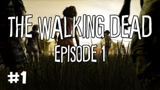 The Walking Dead: The Game (EPISODE 1) w/ Ze - Episode 1: WHATS GOIN ON